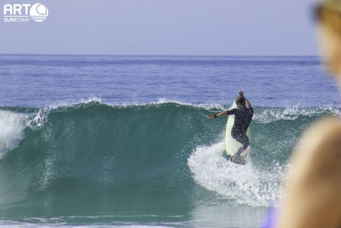 Artsurfcamp Surfen Urlaub