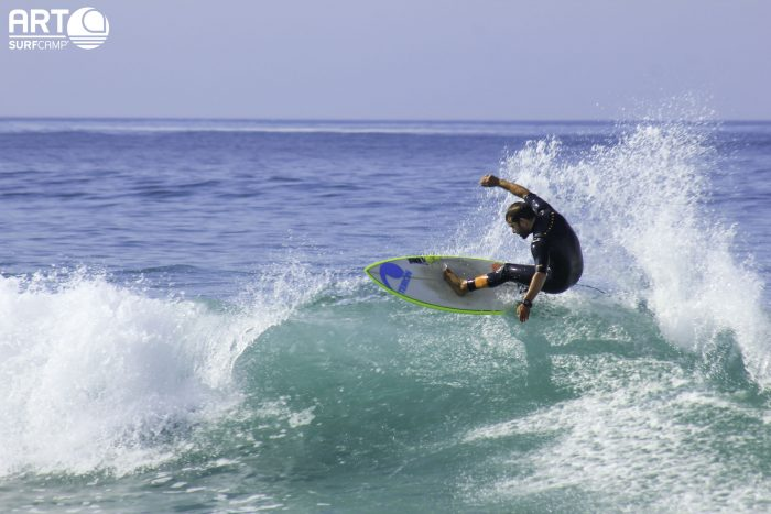 Surf holidays in Spanien