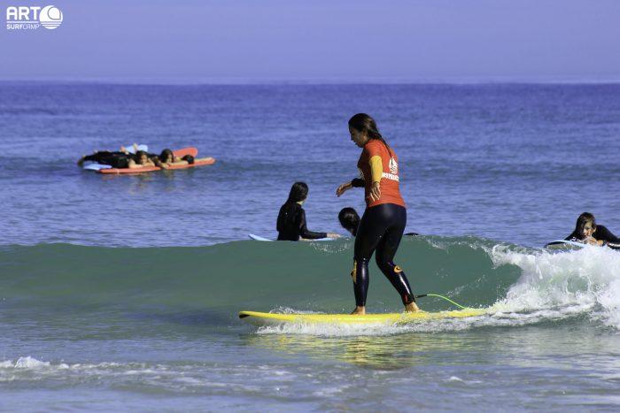 urlaub surfen Artsurfcamp
