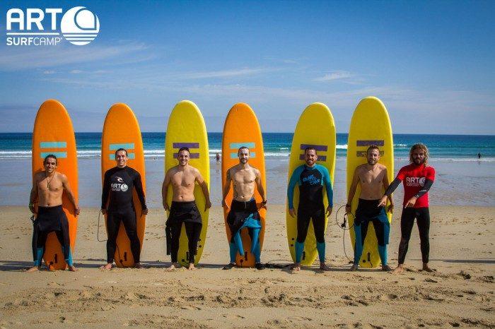 surfurlaub für anfänger in spanien - blog